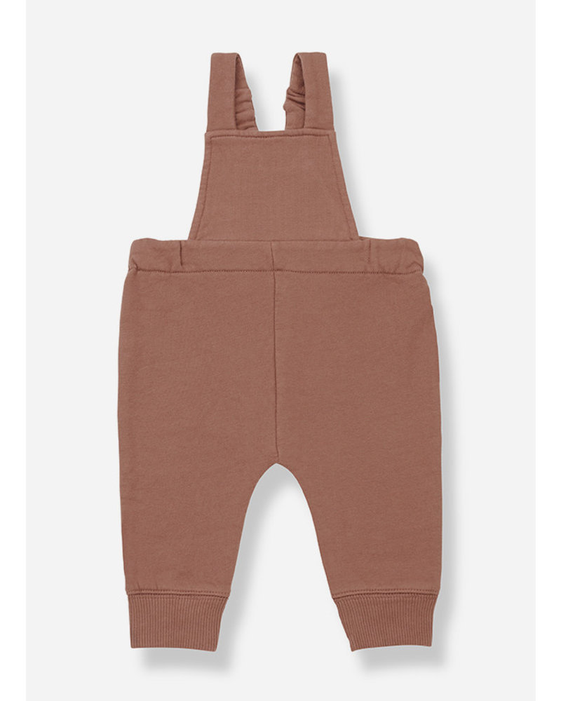 1+ In The Family viella overall toffee