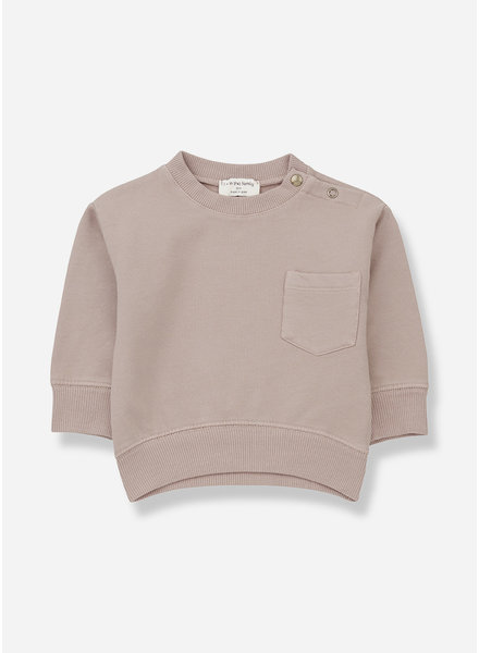 1+ In The Family salardu sweatshirt rose