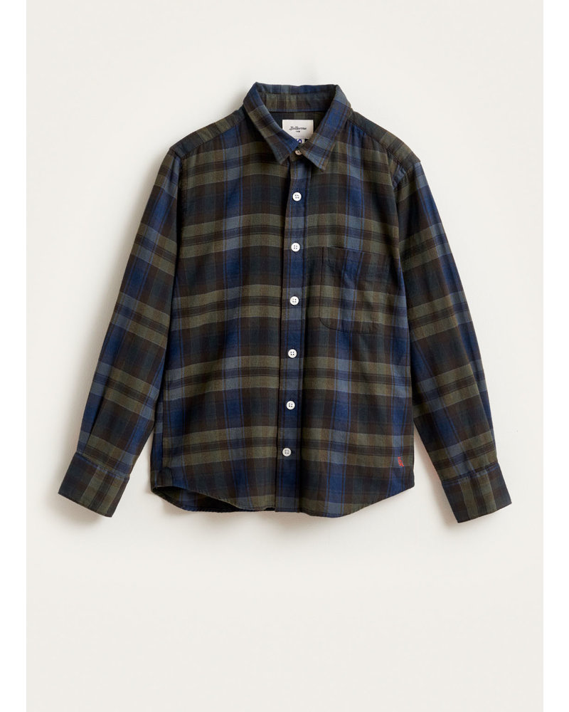 Bellerose gaspar shirts check J