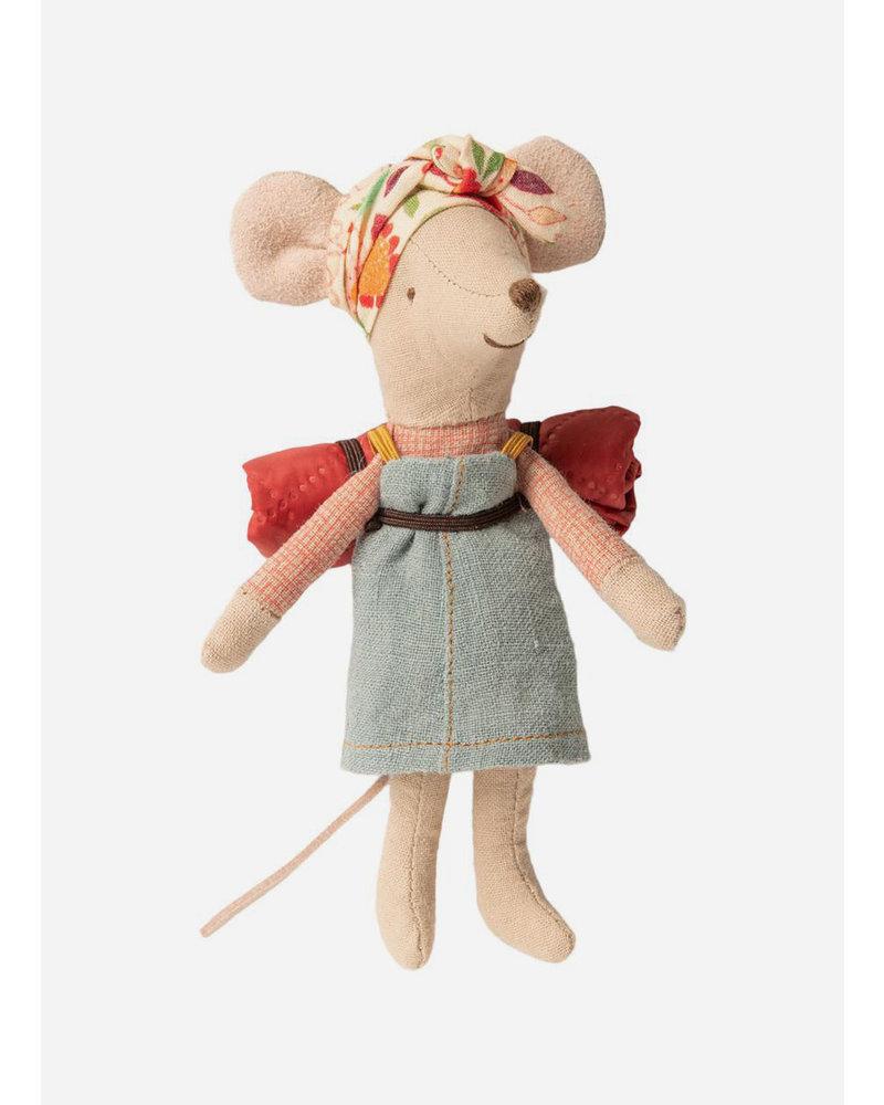 Maileg hiker mouse big sister