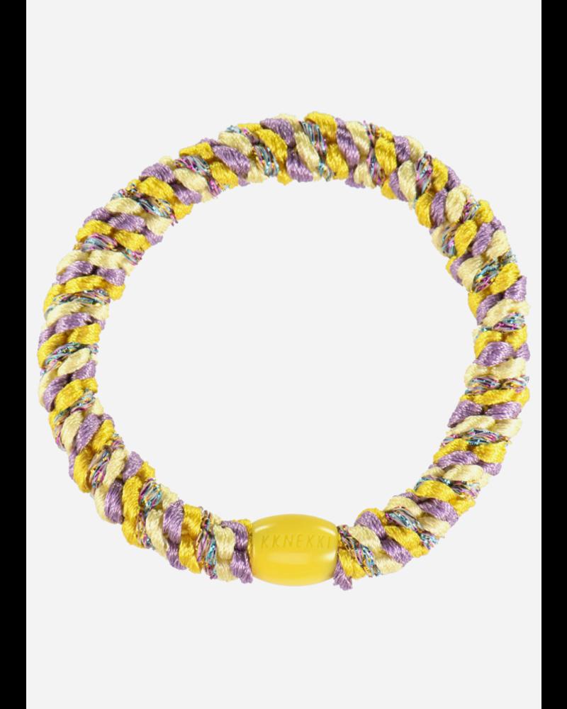 Kknekki by Bon Dep mix yellow lavender