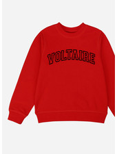 Zadig & Voltaire sweater fel rood
