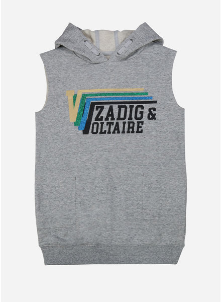 Zadig & Voltaire robe grijs