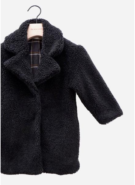 The New Society freya jacket carboon