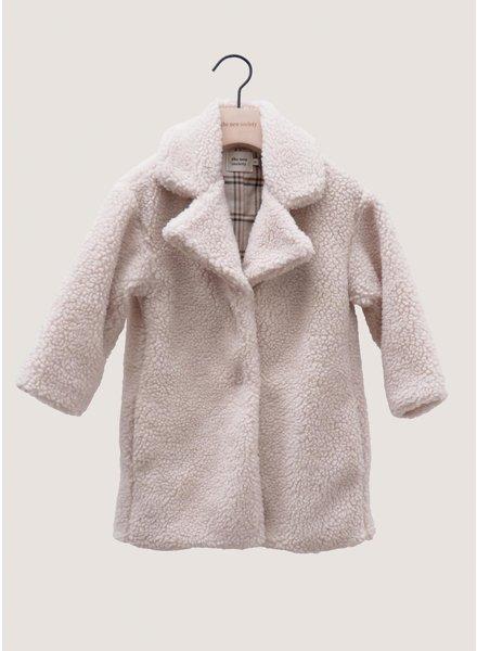 The New Society freya jacket natural
