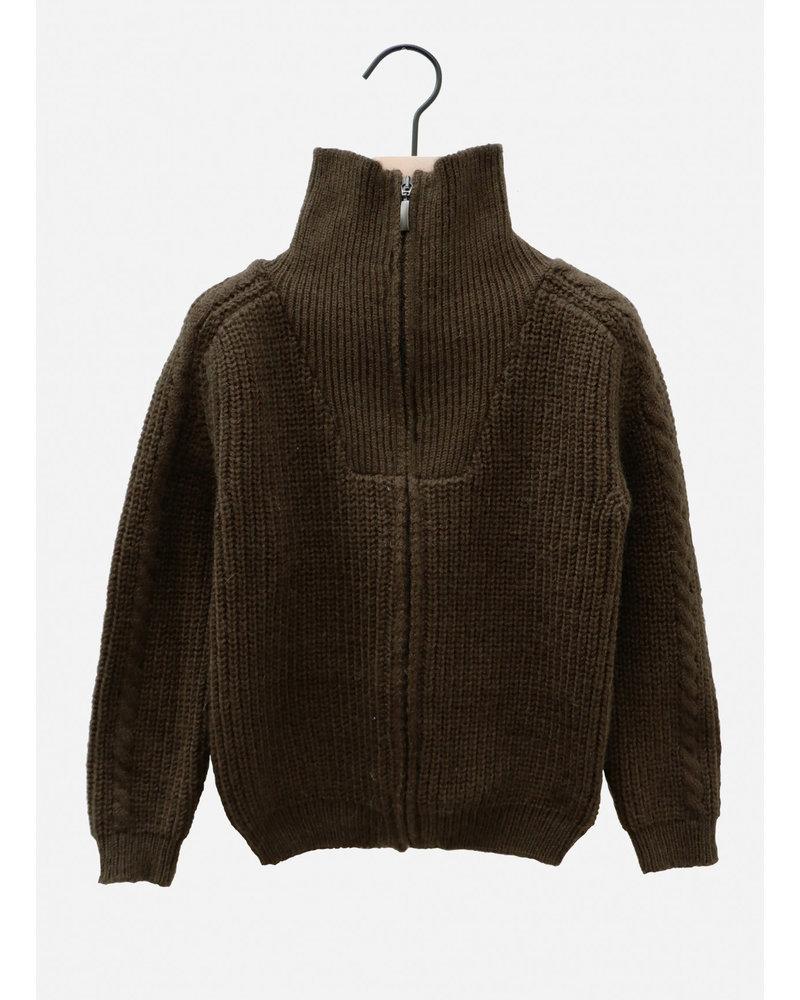 The New Society thomas jacket kakhi