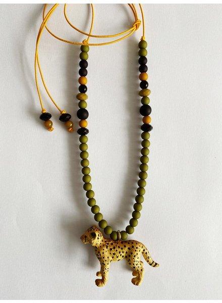 ByMelo dierenketting lev luipaard