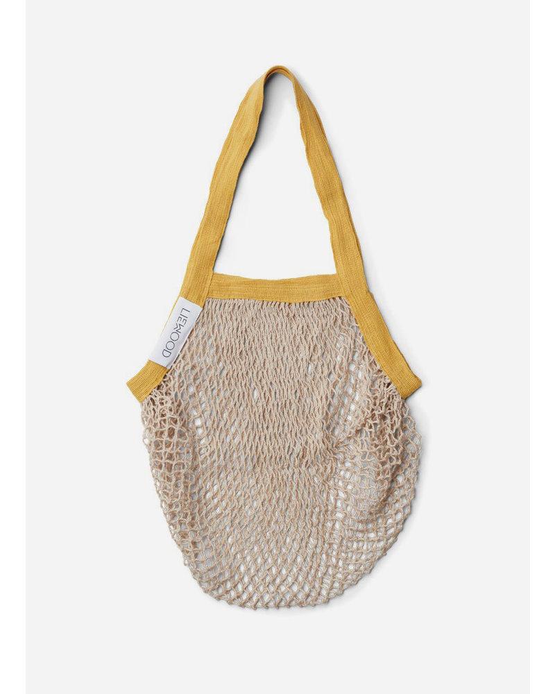 Liewood mesi mesh tote bag sandy