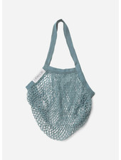 Liewood mesi mesh tote bag sea blue