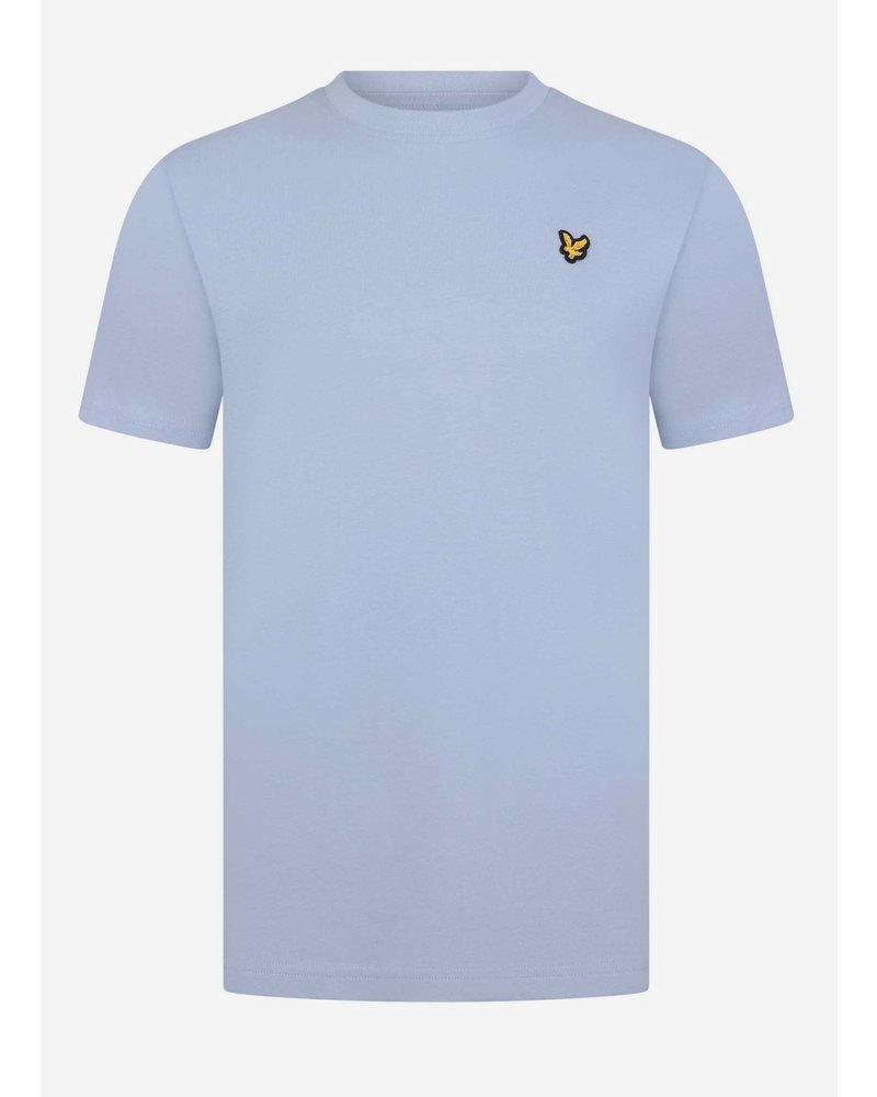 Lyle & Scott classic t-shirt chambray blue