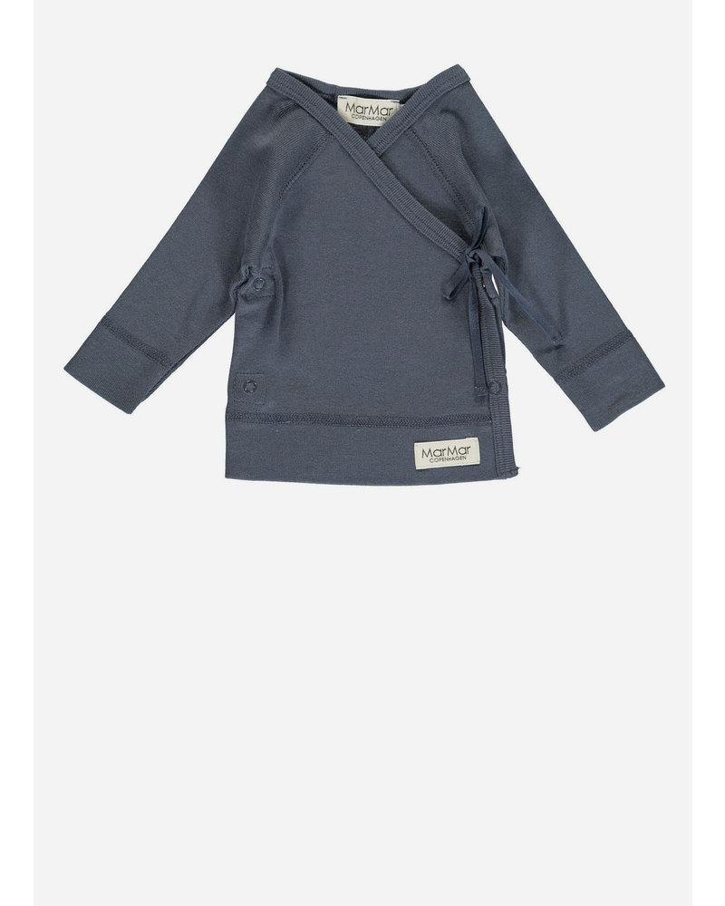 MarMar Copenhagen new born tut wrap ls blue