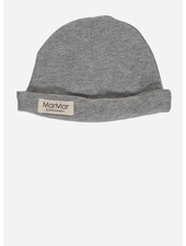 MarMar Copenhagen newborn aiko hat grey melange