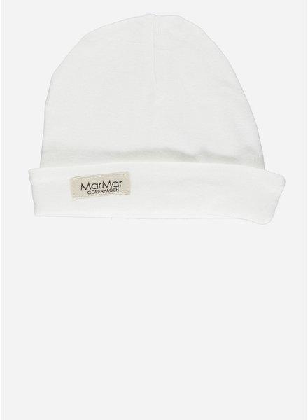 MarMar Copenhagen newborn aiko hat gentle white