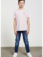 Lyle & Scott classic t-shirt pink