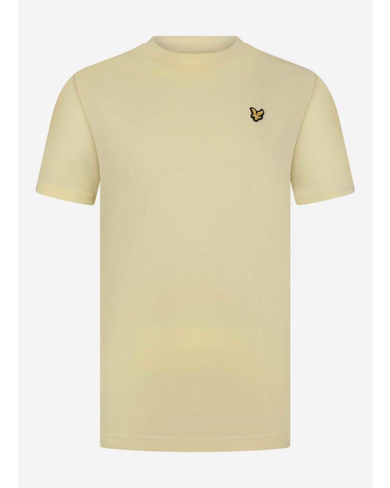 Lyle & Scott classic t-shirt french vanilla