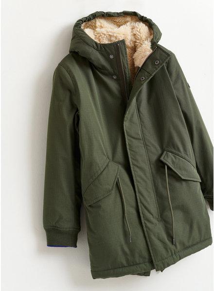 Bellerose hylio coats army