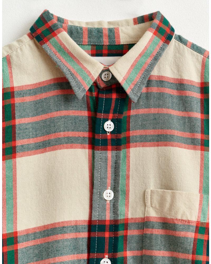 Bellerose gaspar shirts check K