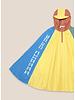 Bobo Choses color block rain poncho