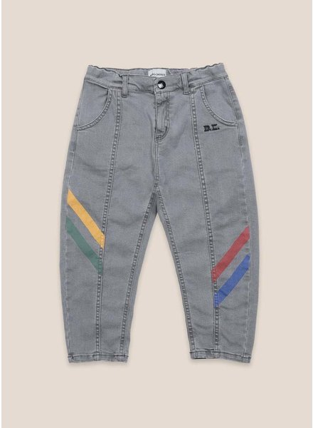 Bobo Choses multicolor denim trousers
