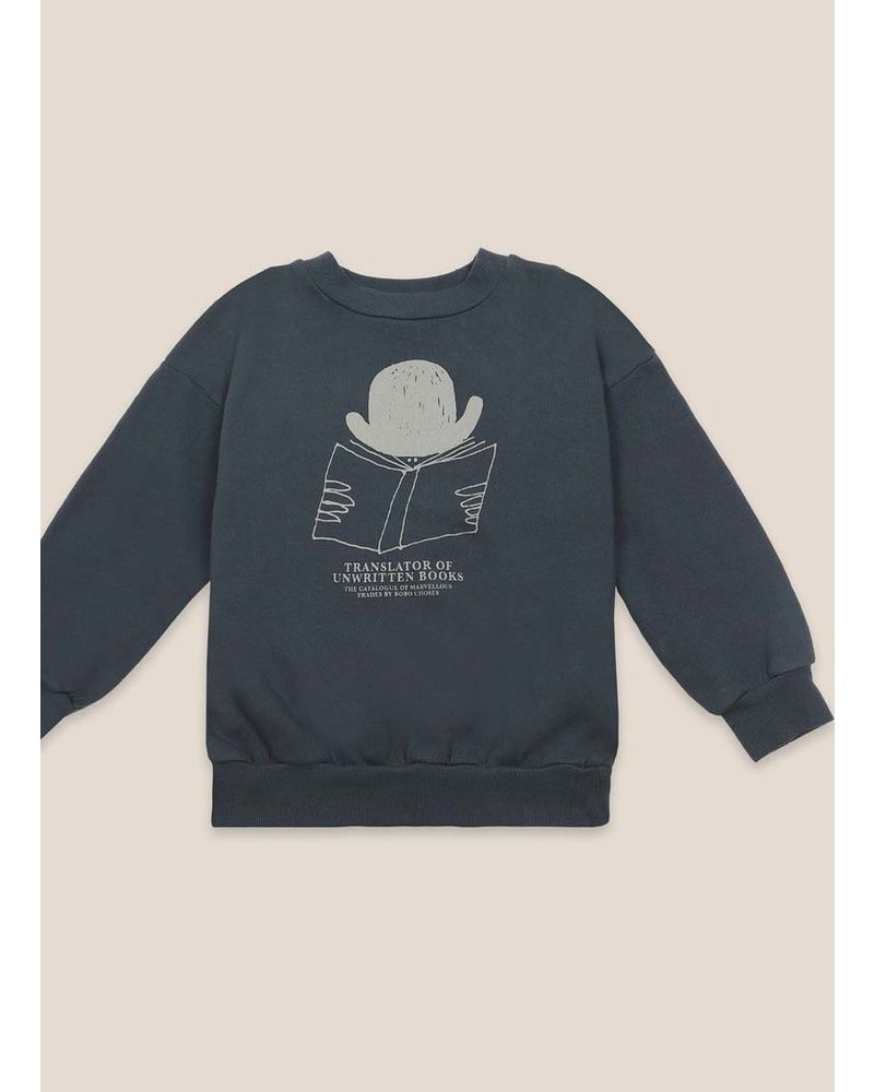 Bobo Choses translator sweatshirt