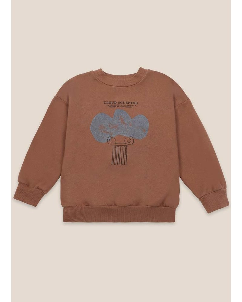 Bobo Choses cloud sculptor sweatshirt