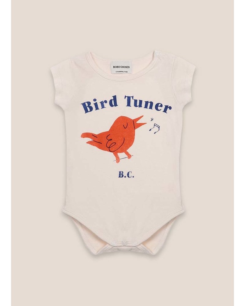Bobo Choses bird tuner short sleeve body