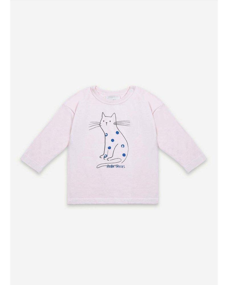 Bobo Choses cat long sleeve t-shirt