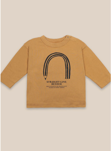 Bobo Choses straight line bender long sleeve t-shirt