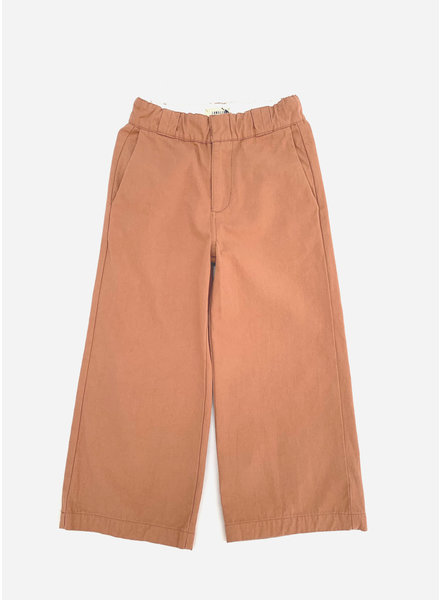 Long Live The Queen canvas pants red dust canvas