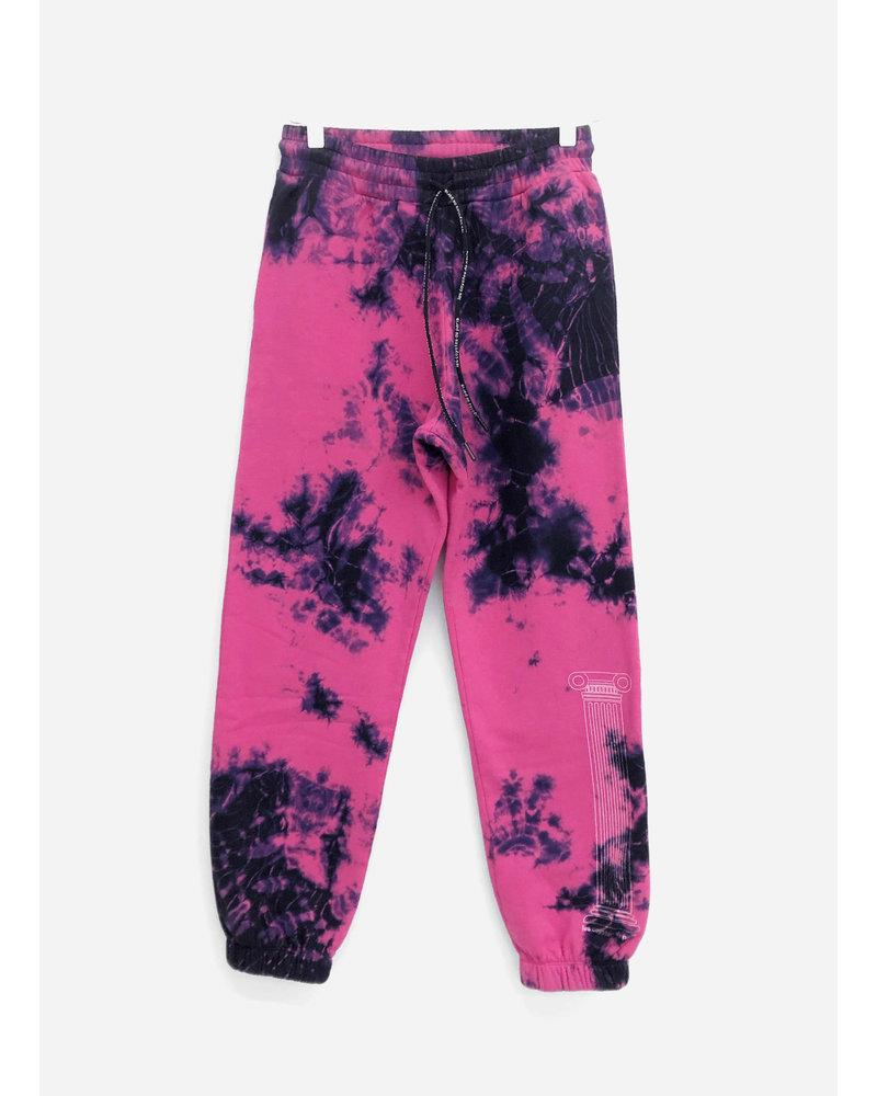 Les Coyotes De Paris bo pop pink tie dye