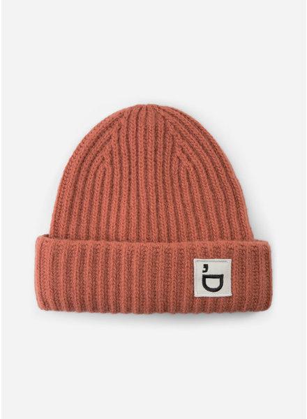 Designer Remix Girls sterling hat light cinnamon
