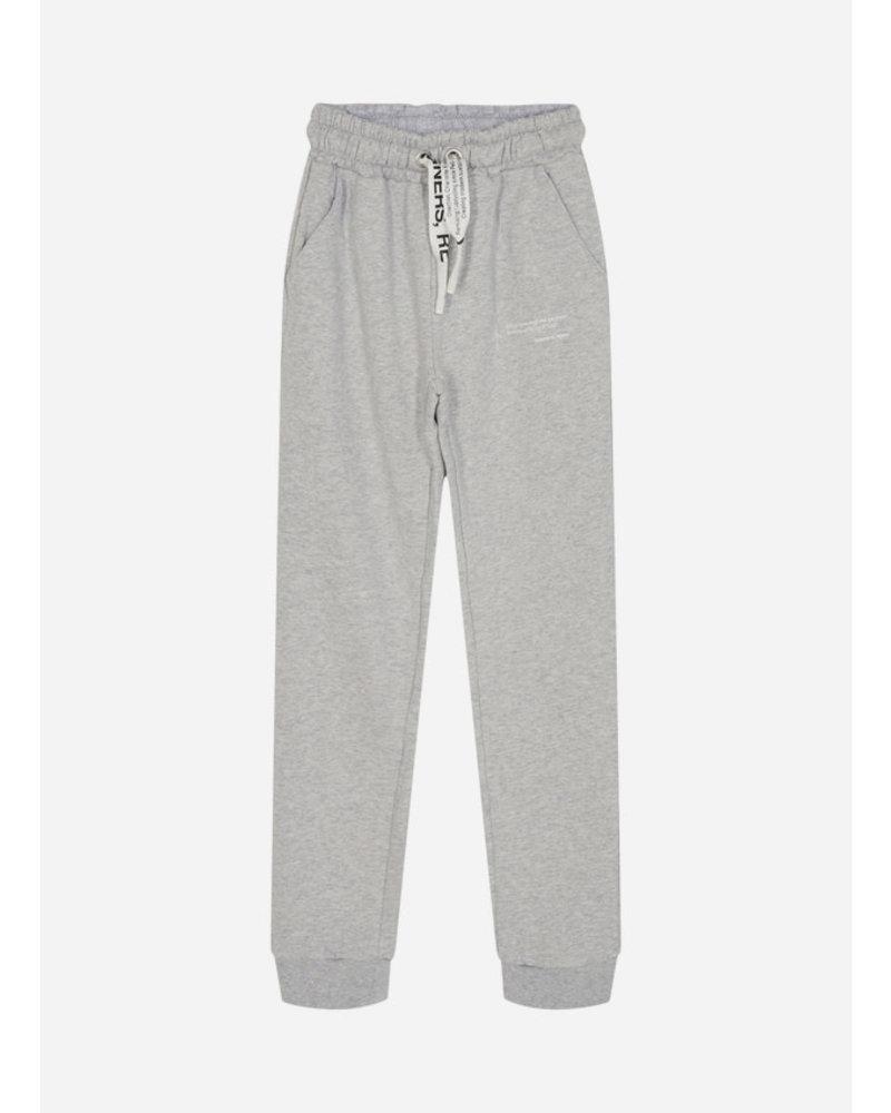 Designer Remix Girls parker co2 pants light grey melange