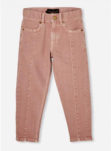 Finger in the nose emma light pink 5 pocket boyfriend fit jeans