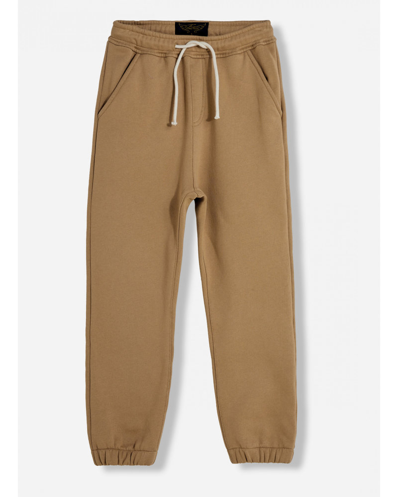 Finger in the nose conor beige jogging pant