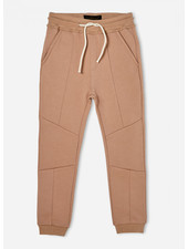 Finger in the nose sprint powder pink jogging pant