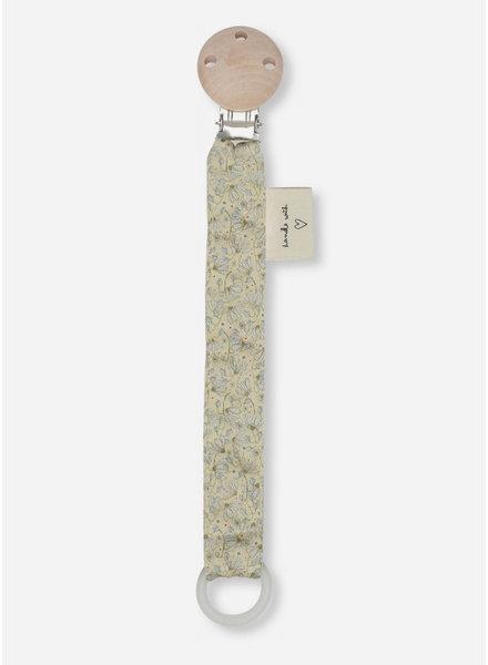 Konges Slojd pacifier strap cotton melodie