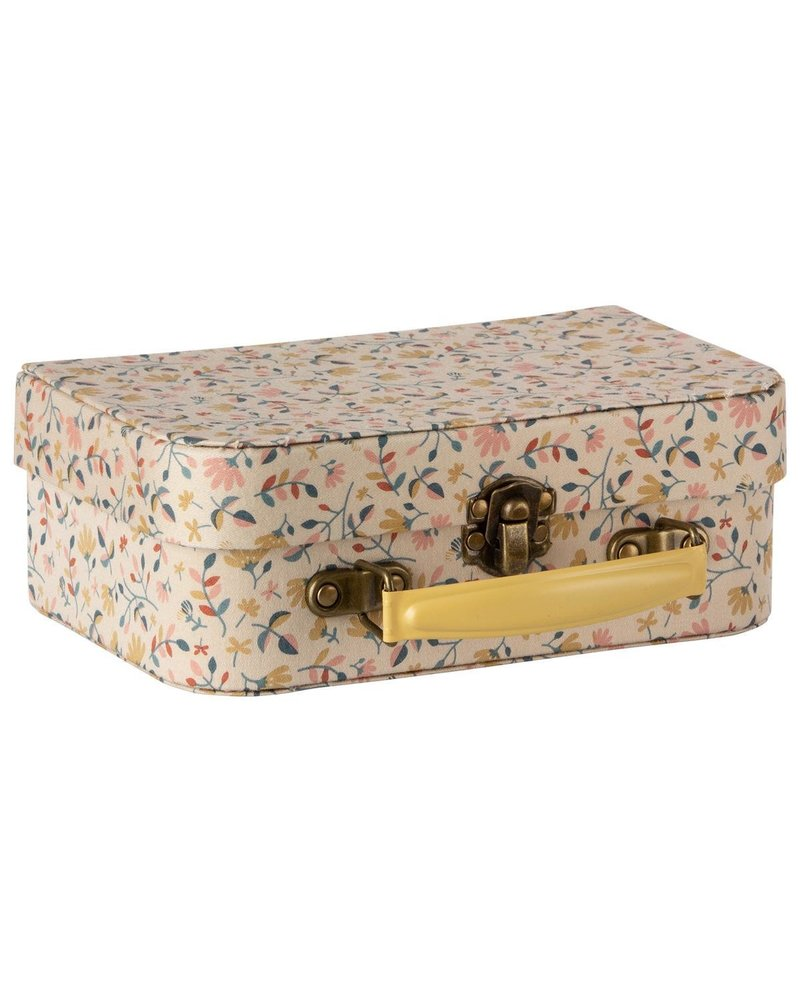 Maileg suitcases with fabric