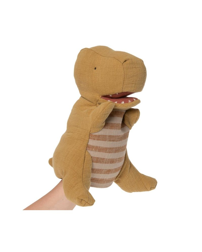 Maileg dinosaur handpuppet