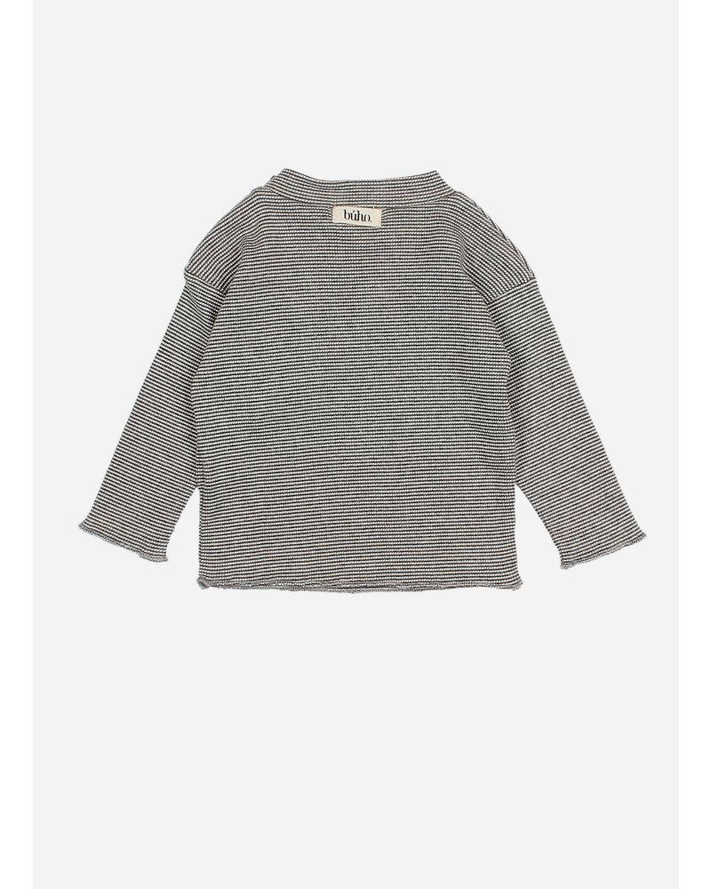 Buho lune tshirt grey