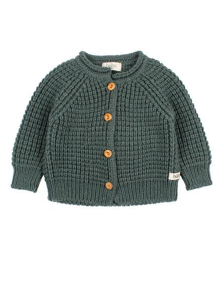 Buho robin jacket pine green