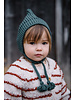 Buho moby jacket stripes