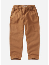 Mingo tapered trouser caramel