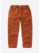 Mingo tapered trouser dark ginger