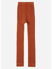Mingo sockless tight light terracotta
