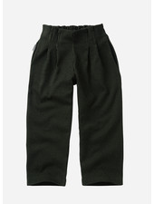 Mingo jaquard trouser forest night