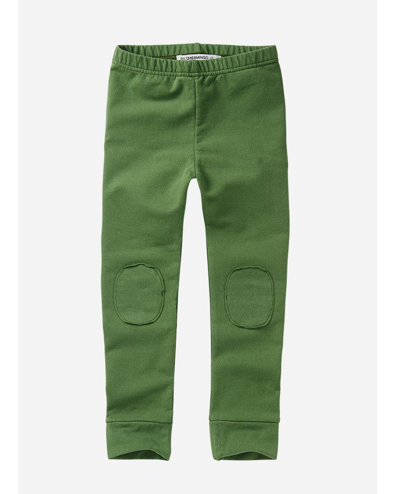 Mingo winter legging moss green