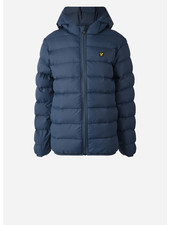 Lyle & Scott puffa jacket orion blue