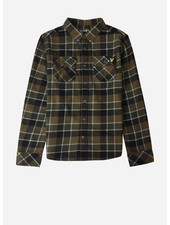 Lyle & Scott khaki check shirt