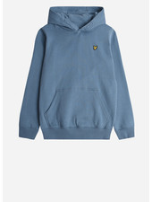 Lyle & Scott classic oth hoody fleece bluestone