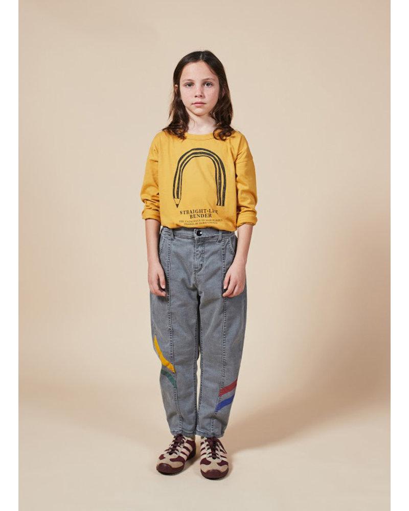 Bobo Choses straight line bender long sleeve t-shirt